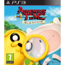 Adventure Time: Finn and Jake Investigations (PS3)