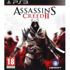 Assassin's Creed II (русская версия) (PS3)