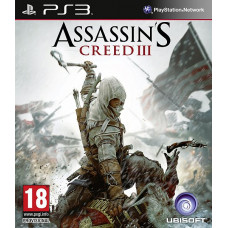 Assassin's Creed III (русская версия) (PS3)