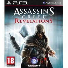 Assassin's Creed: Откровения (русская версия) (PS3)