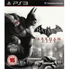 Batman: Аркхем Сити (PS3)