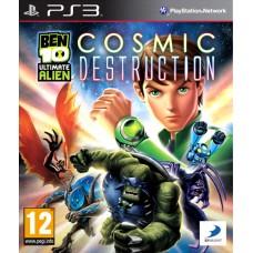 Ben 10: Ultimate Alien Cosmic Destruction (PS3)