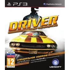 Driver: Сан-Франциско (русская версия) (PS3)