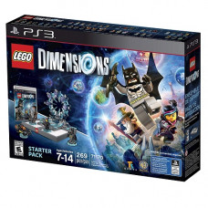 LEGO Dimensions (стартовый набор) (PS3)