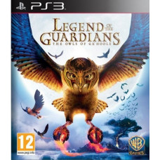 Legend Of The Guardians: The Owls Of Ga`hooll (PS3)