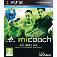 Adidas miCoach (для Move) (PS3)