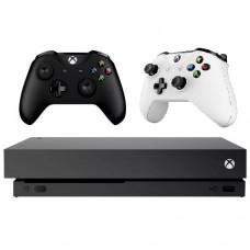 Игровая приставка Microsoft Xbox One X 1ТБ + Дополнительный геймпад