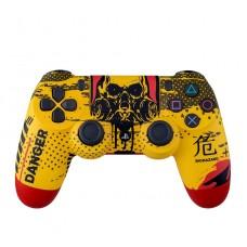 Беспроводной геймпад Sony Dualshock 4 Biohazard