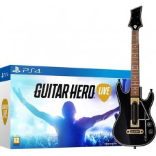 Guitar Hero: Live (Гитара) (PS4)