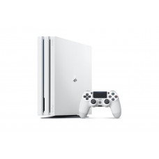 Игровая приставка Sony PlayStation 4 Pro 1 ТБ White (Белая)