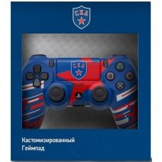 Беспроводной геймпад Sony Dualshock 4 КХЛ СКА НЕВА