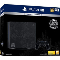 Игровая приставка Sony PlayStation 4 Pro 1 ТБ Limited Edition + игра Kingdom Hearts 3