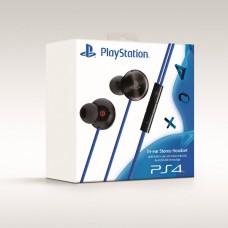 Стереогарнитура Sony In-ear Headset (SLEH-00305) (PS4)