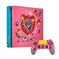"Игровая приставка Sony Playstation 4 Slim 1 ТБ ""Sweet"""