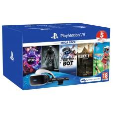 Шлем виртуальной реальности Sony PlayStation VR V2 (CUH-ZVR2) Mega Pack