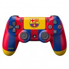 Беспроводной геймпад Sony Dualshock 4 ФК Барселона
