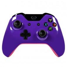 Беспроводной геймпад Xbox One «Бесстрашный фиолетовый»