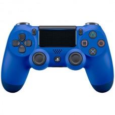 Беспроводной геймпад Sony Dualshock 4 v2 (CUH-ZCT2E) (Синий)