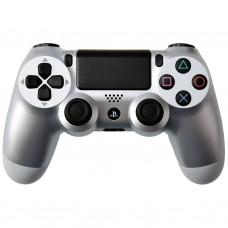 Беспроводной геймпад Sony Dualshock 4 (Серебристый)