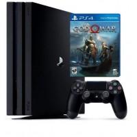 Игровая приставка Sony PlayStation 4 Pro 1 ТБ + God of War