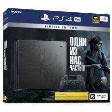 Игровая консоль Sony PlayStation 4 Pro 1TB (CUH-7208В) Одни из нас: Часть II Limited Edition
