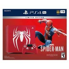 Игровая приставка PlayStation 4 Pro 1ТБ Spider-Man Limited Edition