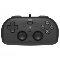 Проводной геймпад Hori HORIPAD Mini (Black) (PS4-099E)