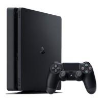 Игровая приставка Sony PlayStation 4 Slim 1 ТБ (Black) (CUH-2016B)