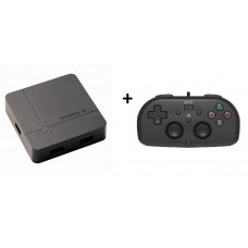 Набор Адаптер Reasnow S1 + Геймпад Hori HORIPAD Mini (Playstation 5)