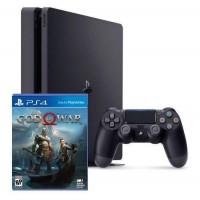 Игровая приставка Sony PlayStation 4 Slim 500 ГБ + God of War
