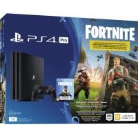 Игровая приставка Sony PlayStation 4 Pro 1 ТБ + Fortnite