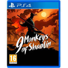 9 Monkeys of Shaolin (русская версия) (PS4)