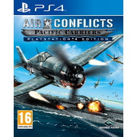 Air Conflicts: Pacific Carriers (PS4)