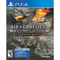 Air Conflict: Secret Wars Ultimate Edition (PS4)