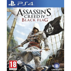 Assassin's Creed IV: Чёрный флаг (PS4)