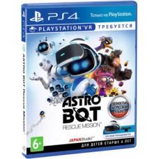 Astro Bot Rescue Mission (русская версия) (PS4)
