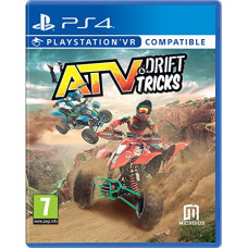 ATV Drift and Tricks (VR) (PS4)