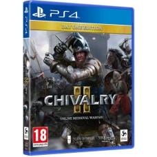 Chivalry II. Издание первого дня (русские субтитры) (PS4 / PS5)