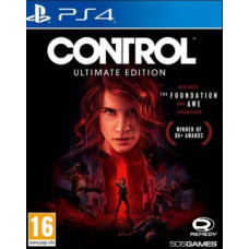 Control Ultimate Edition (русская версия) (PS4)