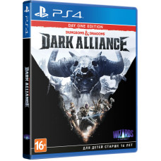 Dungeons & Dragons: Dark Alliance. Издание первого дня (PS4 / PS5)