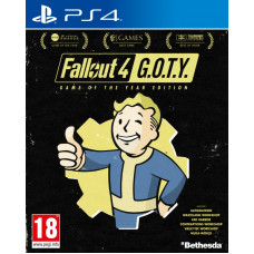Fallout 4 Game of the Year Edition (русские субтитры) (PS4)