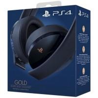 Беспроводная стереогарнитура Sony Gold 500 Million Limited Edition (PS4)