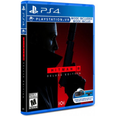 Hitman 3. Deluxe Edition (PS4)