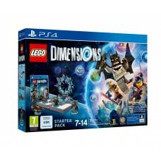 LEGO Dimensions (стартовый набор) (PS4)