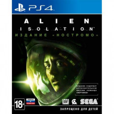 Alien Isolation. Издание «Ностромо» (PS 4)