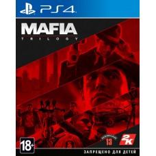 Mafia: Trilogy (русские субтитры) (PS4)