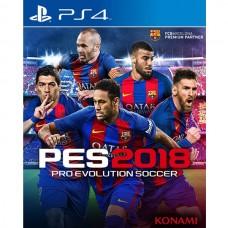 Pro Evolution Soccer 2018 (PES 18) (русские субтитры) (PS4)