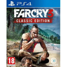 Far Cry 3 Classic Edition (русская версия) (PS4)