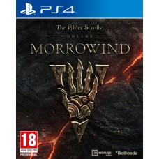 The Elder Scrolls Online: Morrowind (PS4)