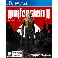 Wolfenstein II: The New Colossus (Русская версия) (PS4)